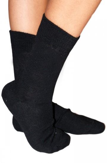 Elegante Alpaka Socken ohne Logo Business Anzug-Socke von APU KUNTUR