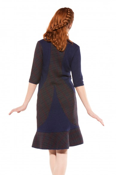 VUELOS Alpaka-Kleid von APU KUNTUR