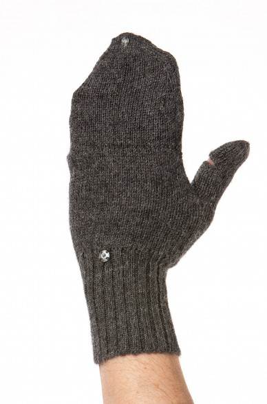 Alpaka Handschuhe KÄNGURU aus 100% Baby Alpaka