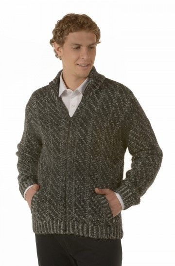 Strickjacke NORFOLK von KUNA