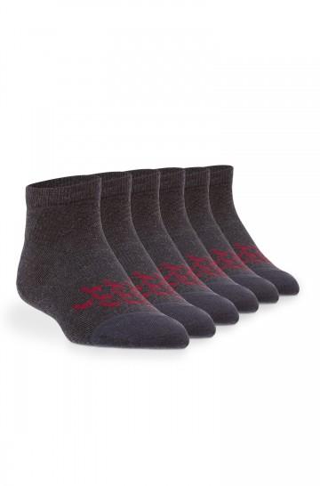 6er-Pack SNEAKER SOCKE Premium Naturfaser Qualität Alpaka Pima Baumwolle Damen Herren