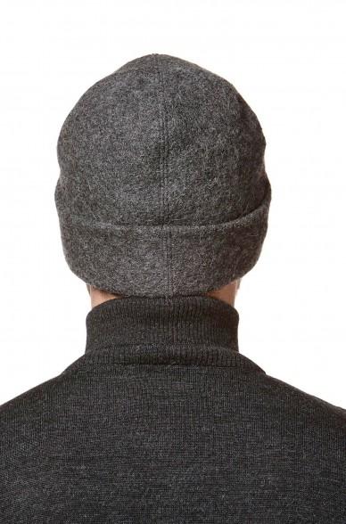 Alpaka Mütze JAGD aus 100% Baby Alpaka