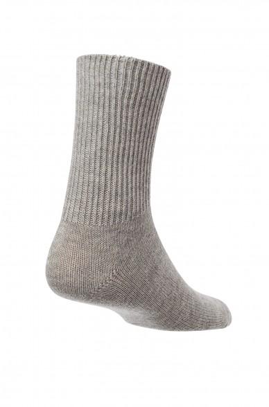 Alpaka Socken Kinder (Gr. 30-35) 6er Pack aus 70% Baby Alpaka & 25% Baumwolle