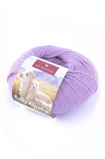 Baby-Alpaka Woll-Knäuel -AKTION- REGULAR 50g 100m Nadel 4-4,5 Strick-Häkel-Garn Nm 4/8 APU KUNTUR