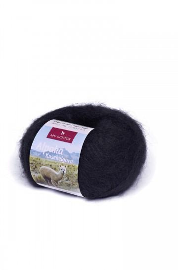 Alpaka Wolle KUSCHELGARN | 50g | 89% Alpaka Superfine