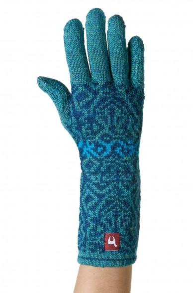 Alpaka Fingerhandschuhe CHIMU aus 100% Baby Alpaka