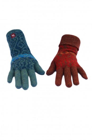 CHIMU Fingerhandschuhe aus Alpaka