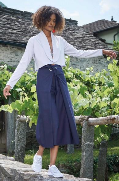 Bolero AARON aus Pima Bio Baumwolle