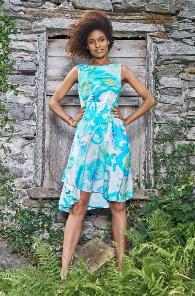 Kleid FALU aus 100% Pima Bio Baumwolle