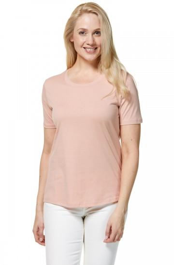 T-Shirt KURZARM aus Bio Pima-Baumwolle für Damen