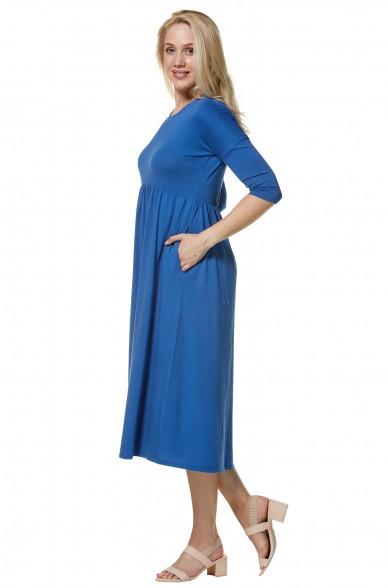 Jersey Kleid ALBA aus 100% Bio Pima Baumwolle