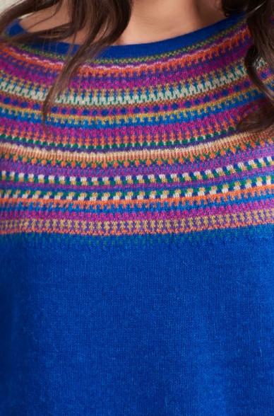 Pullover TAUPA aus reinem Baby Alpaka