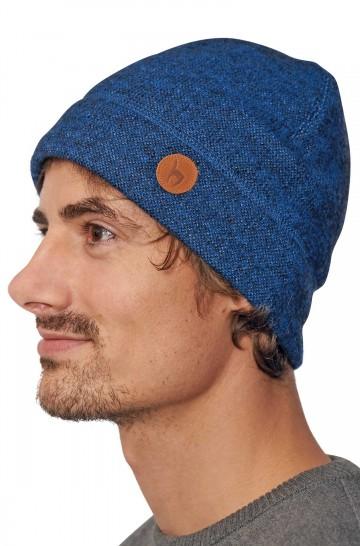 Alpaka Mütze ALPACA SPORT aus 50% Baby Alpaka und 45% Wolle