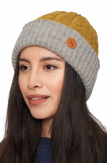 Alpaka Mütze SUAVE aus 100% Baby Alpaka