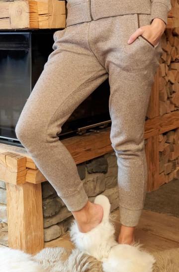 Alpaka Jogginghose für Damen
