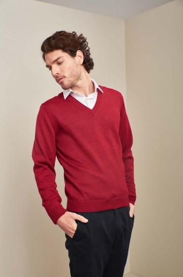 Alpaka Herren Pullover ALAN von KUNA Essentials