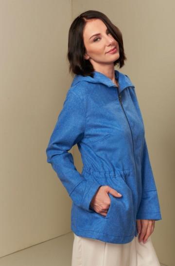 Jacke SUSI aus Royal Alpaka für Damen