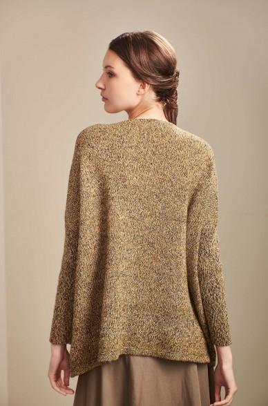 Pullover UMBRELLA aus Baby Alpaka