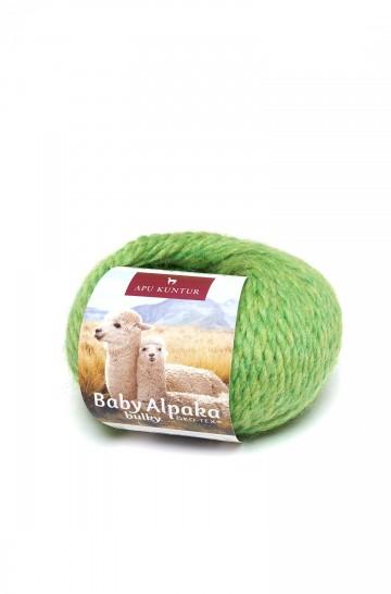 Alpaka Wolle BULKY | 50g | 100% Baby Alpaka