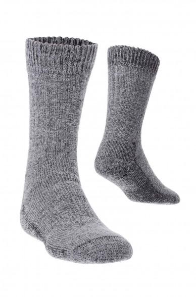 Alpaka Socken FROTTEE SOCKE 6er Pack aus 50% Alpaka