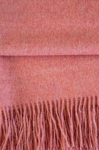 Farbige Decke JET aus Baby Alpaka