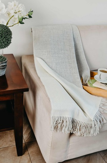 Decke UNCONDITIONAL von KUNA Home & Relax ECO