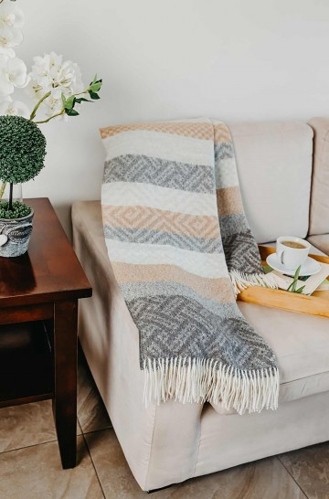 Decke UNANOCHE von KUNA Home & Relax ECO