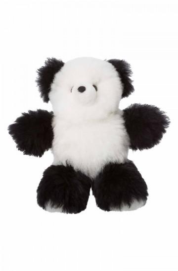 Fell-Teddy 30cm Alpaka-Kuscheltier von APU KUNTUR