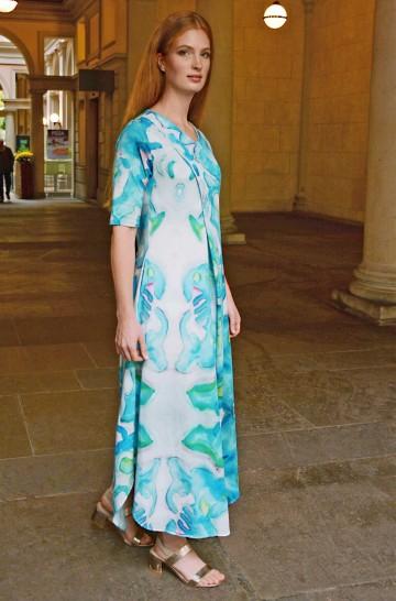Kleid HEZRON aus Bio Baumwolle für Damen