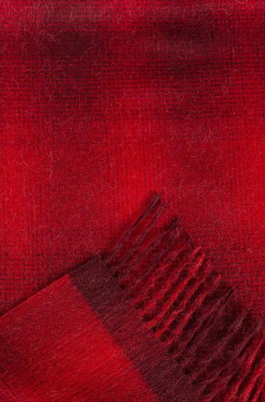 Schal SCALE aus Baby Alpaka