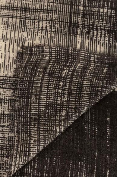 Schal ULFRIDA aus Baby Alpaka und Seide