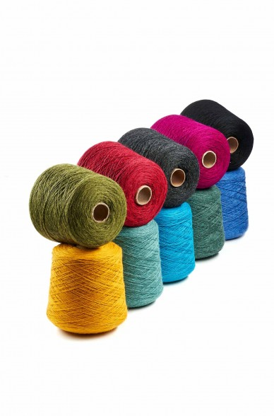 Alpaka Wolle REGULAR | 1kg Kone | 100% Baby Alpaka | 32+ Farben