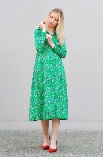 Midi- Kleid LUCY
