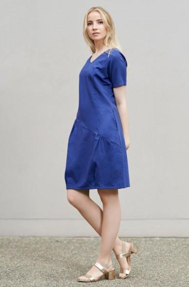 Sommerkleid SIENNA  aus 100% Pima Bio Baumwolle
