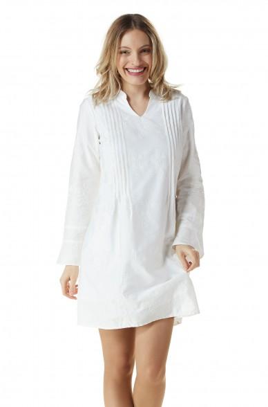 Kleid FABIANA aus 100% Bio Pima Baumwolle_22671