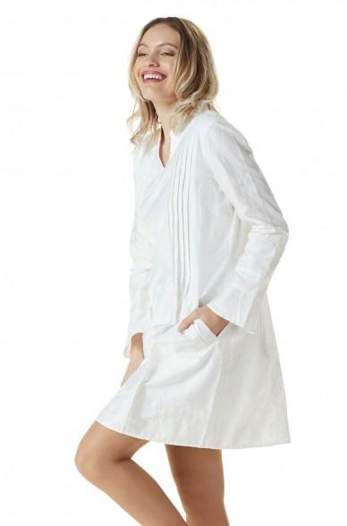 Kleid FABIANA aus 100% Bio Pima Baumwolle_22672