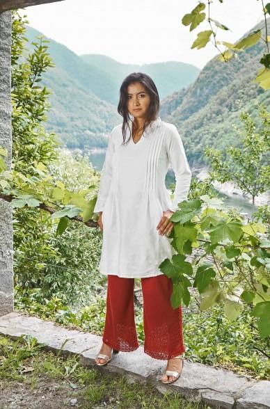 Kleid FABIANA aus 100% Bio Pima Baumwolle_33064