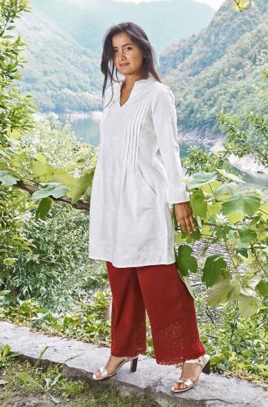 Kleid FABIANA aus 100% Bio Pima Baumwolle_33068