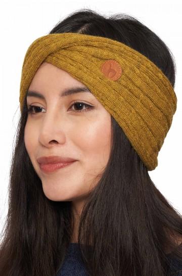Alpaka Stirnband SUAVE aus 100% Baby Alpaka_35247