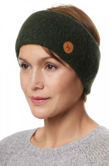 Alpaka Stirnband STRETCH aus 96% Baby Alpaka_43251
