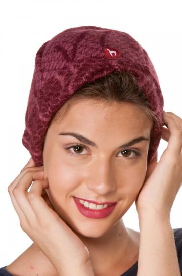 Alpaka Jaquard Mütze BOSKE aus 60% Alpaka und 40% Wolle_7501